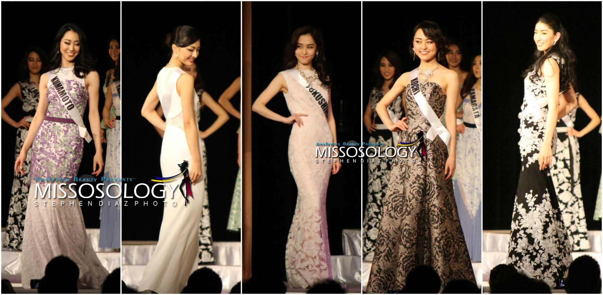 Evening Gown Miss Universe Japan 2016_1