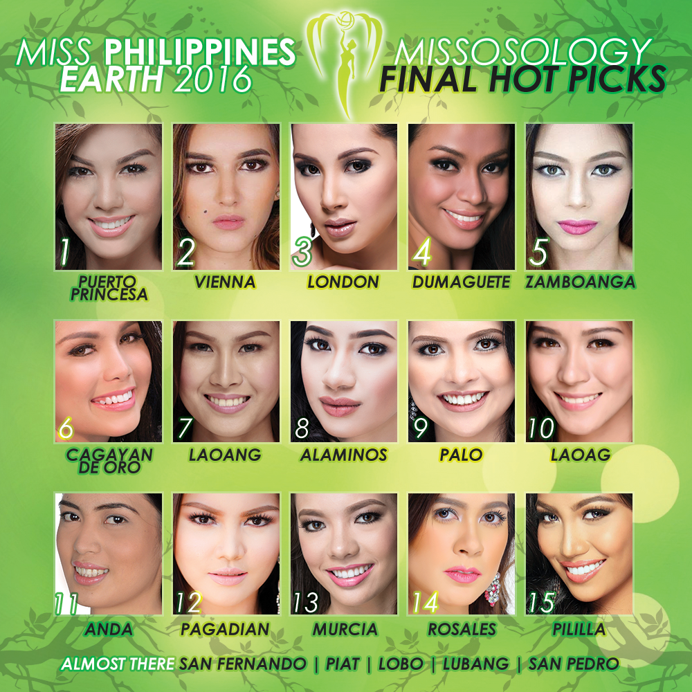 Miss Philippines Earth 2016
